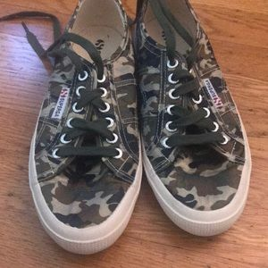Superga 39 1/2  EU women's shoes